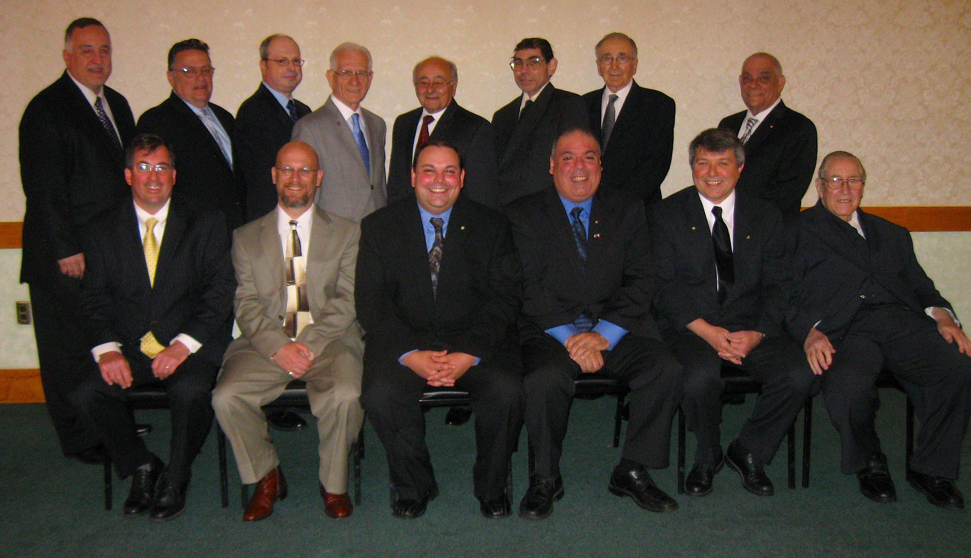 2013-2015 Council